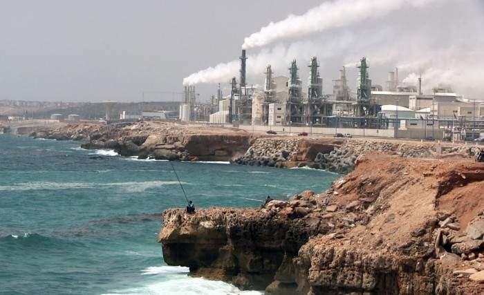 Le littoral de Safi a été victime de la pollution industrielle. Crédit : Tarek Bouraque