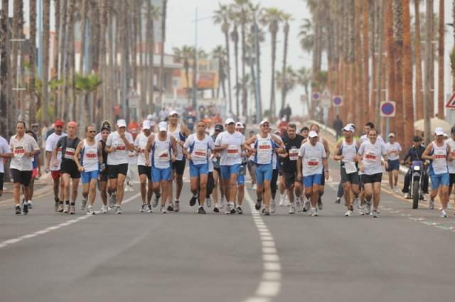 Grand Marathon International de Casablanca 2014