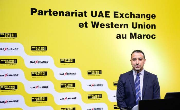 Western Union et UAE Exchange