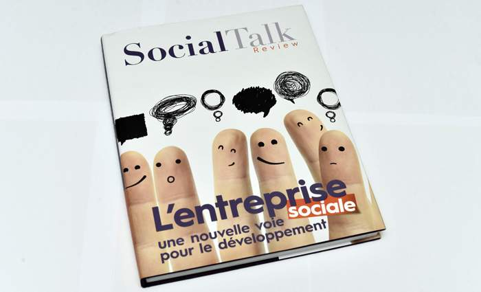 Social Talk review