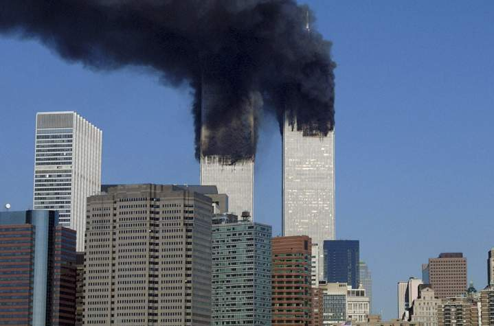 New York le 11 septembre 2001